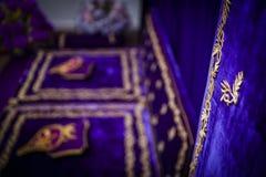 Altare di nozze Immagini Stock Libere da Diritti