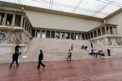Altare di Pergamon Immagini Stock