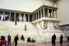 Altare di Pergamon Fotografia Stock Libera da Diritti