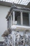 Altare di Pergamon del dettaglio Fotografia Stock