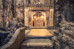Altare di pietra Fotografia Stock
