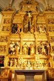 Altare di rinascita, cattedrale di Granada Fotografie Stock