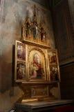 Altare di Saint Joseph Fotografie Stock Libere da Diritti