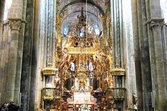 Altare di St James Immagine Stock Libera da Diritti