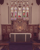 Altare di Stapleton della trinità santa Fotografie Stock Libere da Diritti