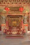 Altare di stile cinese Fotografia Stock Libera da Diritti