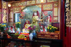 Altare di una divinità di fertilità Fotografia Stock