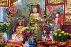 Altare di una divinità di fertilità Fotografia Stock Libera da Diritti