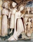 Altare di vergine Maria Immagini Stock