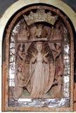 Altare di vergine Maria Immagini Stock Libere da Diritti