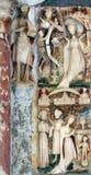 Altare di vergine Maria Fotografie Stock