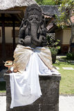 Altare Dio Ganesha, Bali Immagine Stock Libera da Diritti