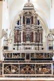 Altare in Major Chapel dei Di Santa Corona di Chiesa Fotografie Stock