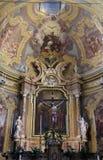 Altare nella chiesa del san Vitale Parma Fotografie Stock Libere da Diritti