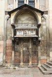 Altare nella chiesa di Fermo del san Immagini Stock Libere da Diritti