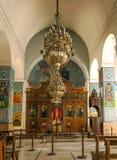Altare ortodosso Fotografia Stock