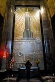 Altare per Empire State Building? Fotografie Stock Libere da Diritti