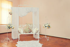 Altare per l'esercito di Dio Fotografie Stock Libere da Diritti