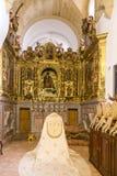 Altare portoghese antico Immagine Stock Libera da Diritti