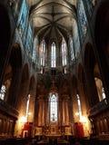 Altare principale Fotografie Stock