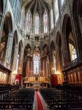 Altare principale della cattedrale di Narbona Immagine Stock Libera da Diritti
