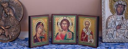 Altare privato. Fotografia Stock Libera da Diritti