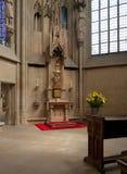 Altare religioso Immagini Stock Libere da Diritti