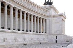 Altare Roma di patria Immagini Stock