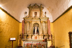 Altare in Santa Catalina Monastery Immagine Stock