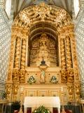 Altare Santa Maria de Marvila Immagini Stock
