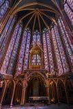 Altare santo Fotografia Stock