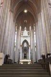 Altare santo della cattedrale Immagine Stock Libera da Diritti