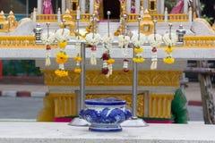 Altare tailandese Fotografia Stock