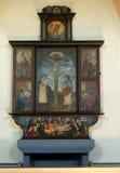 altare vecchio Immagini Stock Libere da Diritti