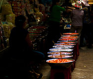 Altare vietnamita di religione Immagine Stock