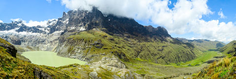 Altare Volcano Panorama di EL di EL Immagine Stock Libera da Diritti