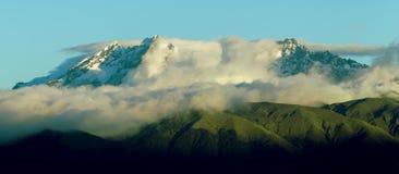 Altare Volcano Sunset di EL Fotografia Stock Libera da Diritti