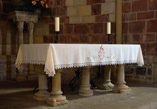 altareisidoro s saint Royaltyfri Fotografi