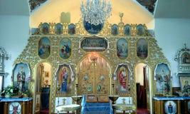 Altareskärm Arkivbild