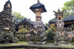 Altari in tempio indù Fotografia Stock Libera da Diritti