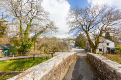 Altarnun Pack Horse Bridge Stock Photo