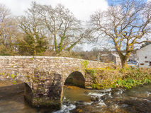 Altarnun Pack Horse Bridge Royalty Free Stock Photography