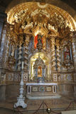 Altarpiece της βασιλικής Loiola Azpeitia (Ισπανία) Στοκ φωτογραφία με δικαίωμα ελεύθερης χρήσης