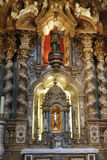 Altarpiece базилики Loiola в Azpeitia (Испания) Стоковое фото RF