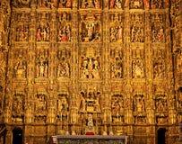 Altarpiece Immagini Stock
