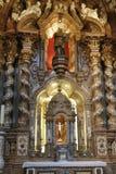 Altarpiece bazylika Loiola w Azpeitia (Hiszpania) Zdjęcie Royalty Free