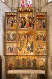 Altarpiece of Conestable Royalty Free Stock Image