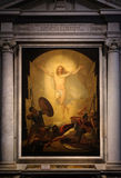 Resurrection of Christ stock images