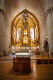Altarpiece gótico Imagen de archivo libre de regalías