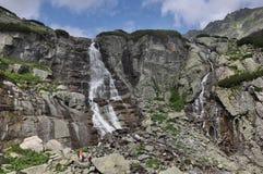 Altas montañas de los tatras Imagen de archivo libre de regalías